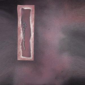 Icon Painting Version used in Collapse, Novel - John Leonard, horror writer